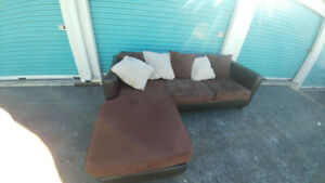 Sectional sofa .. New Kingsdown Queen ..Double beds ..2005 van