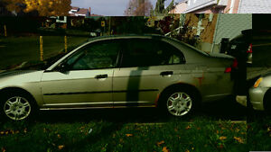 2001 Honda Civic Sedan West Island Greater Montréal image 4