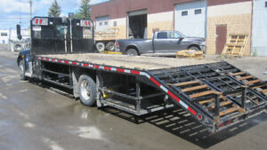 2012 T270 KENWORTH DECK TRUCK