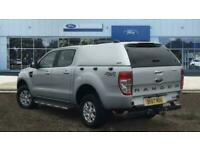 2017 Ford Ranger Diesel Pick Up Double Cab XLT 2.2 TDCi Double Cab Pick-up Diese