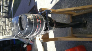 Outboard motor Mercury 7,5, Gas tunk and