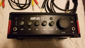 Brand new in box AMPLIFi TT bluetooth guitar tone processor