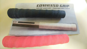 Command Grip for Hockey Stick Grips