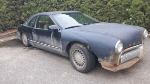 1994 Lincoln Mark Series Coupe (2 door)