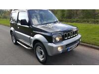 Suzuki Jimny 1.3 Mode, FULL SERVICE HISTORY, HALF LEATHER TRIM,