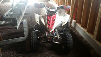 2005 yamaha raptor 350 with reverse great shape will deliver
