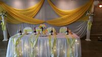 Hall Decoration and Event Planning at affordable price