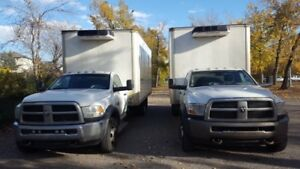 2012 Reefer Truck for sale