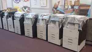 Laser printer Copiers for sale used new 11x17 12x19 Color Copier Fax Canon HP Sharp Minolta Bizhub Ricoh Buy and Sell