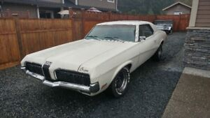 1970 Cougar For Sale or Trade For SBS or Quad