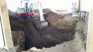 Excavating / Construction Services Moose Jaw Regina Area image 1