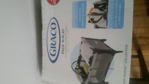 "Graco ""pack and play"" playpen"