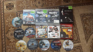 Playstation 3 500GB 2 Controllers 11 Games