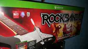 Rockband 4 for Xbox one **brand new