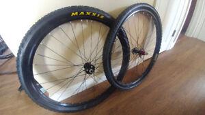 Stans Crest 29er wheelset