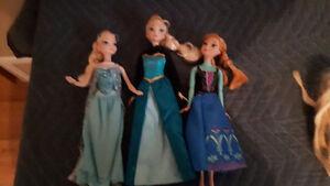 Barbie Reine des Neige