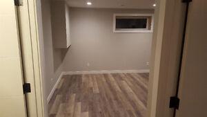 2 bedroom harbour landing basement suite.