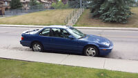 1991 Honda Prelude Coupe (2 door) 4WS