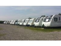 Storage yard caravan boat rent to let
