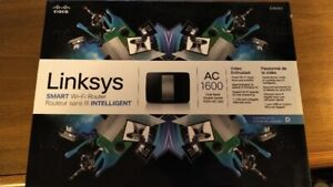 Linksys AC 1600 Smart Router