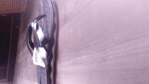 Men's Adidas flip flops with supercloud