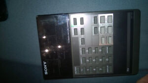Genuine Vintage Sony RM-752 TV/Multi-Picture Commander Remote