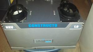 Echangeur d'air constructo