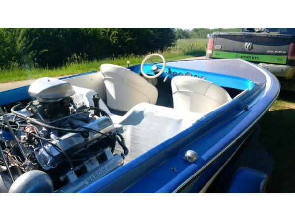 Used 1979 Other california jet boat