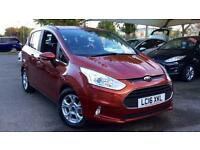 2016 Ford B-Max 1.6 Zetec 5dr Powershift Automatic Petrol Hatchback