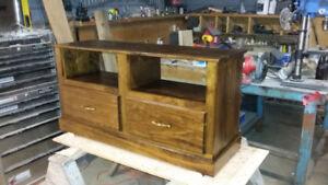Handmade Tv Stand