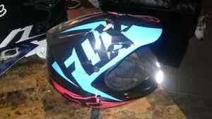 Brand new FOX helmet