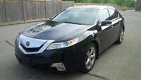 ***2009 Acura TL SH-Awd| 305HP| LEATHER| SUNROOF| PADDLE SHIFT