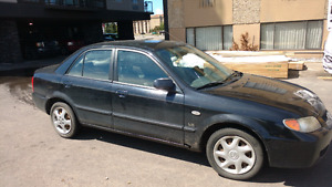 2003 Mazda trade for a 4x4 pickup or SUV