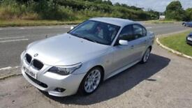 2009 BMW 5 Series 2.0 520d M Sport Business Edition 4dr