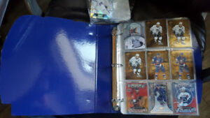 Tim Hortons 2016-17 Base Set in Leafs Binder with Extras