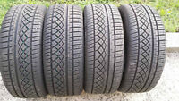New 225/45 17 inch - winter tires - Continental Extremecontact