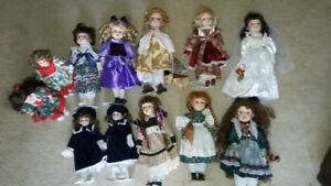 collector dolls