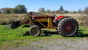Trade tractor for cattle / livestock OR???
