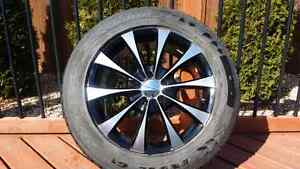 18inch kmc fader rims used for 2 seasons