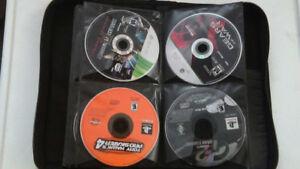Various loose disc video games 3-5$ each