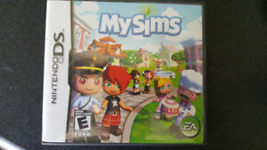 MySims on DS