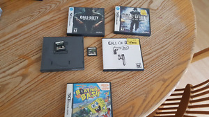 Nintendo game consol and games and accessories
