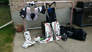 Used Youth Goalie Equipment