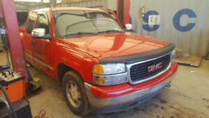 2000 SIERRA.. JUST IN FOR PARTS AT PIC N SAVE! WELLAND