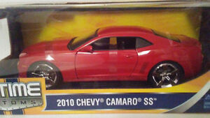 2010 Chevy Camaro SS 1/18 scale