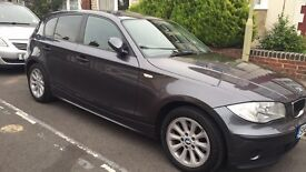 BMW 1 Series 2006 lady owner