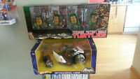 neca TMNT ninja turtles 4 pack Very rare -