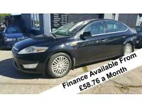 2007 Ford Mondeo GHIA TDCI (E4) 2 Saloon Diesel Manual