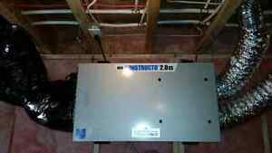 HRV /AIR EXCHANGER INSTALLATION /CLEANING St. John's Newfoundland image 3