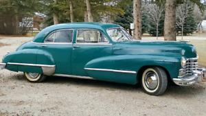 1946 Cadillac LaSalle